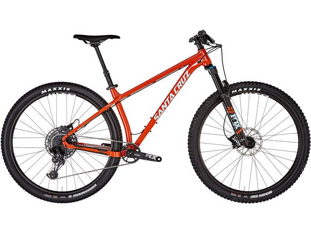 Santa Cruz Chameleon 7 AL R-Kit Plus, orange
